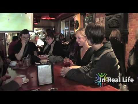 Calgary Business Networking - IN REAL LIFE YYC - event news video corporate relationships