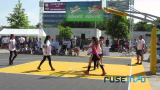 "Стрийтбол турнирът ""The Kings' Tournament"" на Mall Rousse"