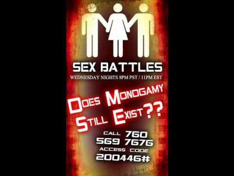 SEX BATTLES - DOES MONOGAMY STILL EXIST???