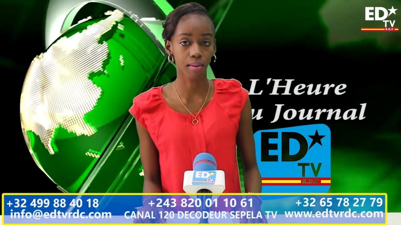 EDTV LE JOURNAL DU 02 MAI 2017