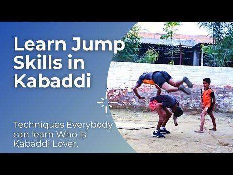 Download Learn Kabaddi Raid 🦘 Jump Skills   Jump Skill 2021   #kabaddi 2021   Kabaddi Jump