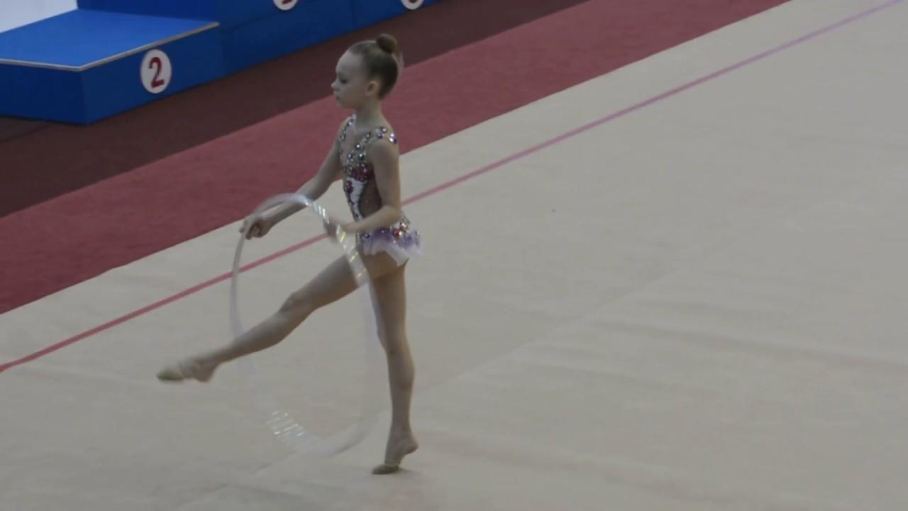 художественная гимнастика - соревнования Челябинск 2019