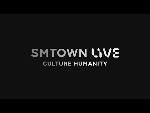 """SMTOWN LIVE """"Culture Humanity"""" Line-up Teaser"""