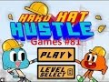 GumBall Games!  Gumball  Hard Hat hustle- New Games For Kids