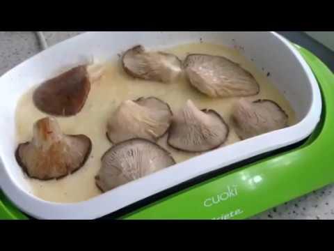 Отбивные из вешенок - Кулинария для мужчин