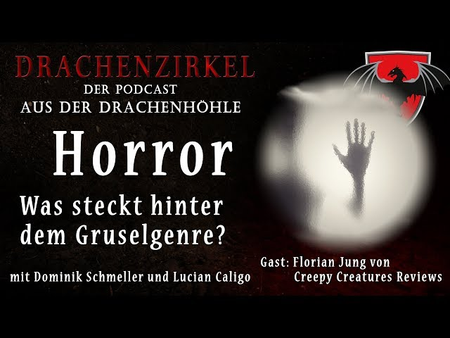 HORROR! - Drachenhöhle - Der Phantastik-Podcast