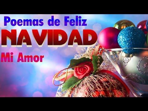 Poemas De Feliz Navidad Mi Amor Mensaje De Navidad Para Mi Amor