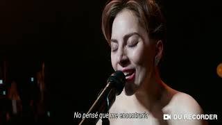 Película Nace una estrella - I'll never love again subtitulada español