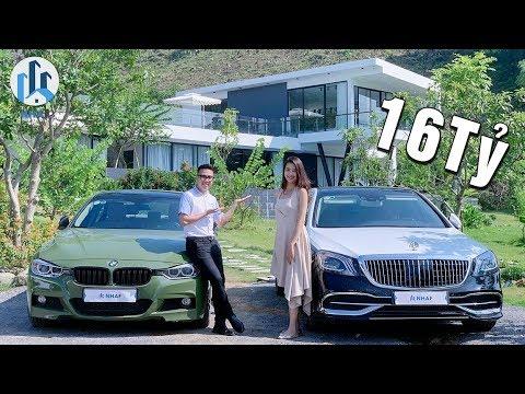 Trải Nghiệm Villa L'Plus Mansion Rộng 5000m2 Trị Giá 16 Tỷ – Ăn Mừng 100K Subscribers – NhaF [4K]