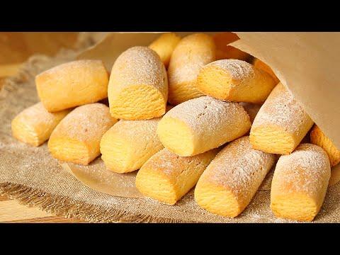 БЫСТРОЕ ПЕЧЕНЬЕ 🍪Просто, ВКУСНО, Доступно! Легкий рецепт Печенья за 5 минут! Печенье к ЧАЮ! Cookies