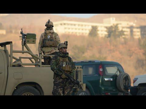 هجوم مسلح على فندق بالعاصمة الأفغانية يوقع قتلى  - نشر قبل 2 ساعة
