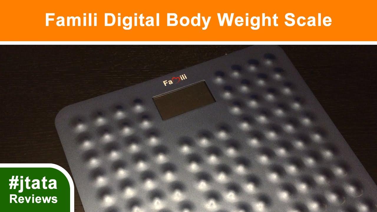 Digital bathroom scale digital body scale body weight scale digital - Digital Body Weight Bathroom Scale Non Slip 400lb 180kg Blue From Famili