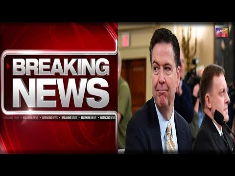 BREAKING: Comey Just Concocted a BRILLIANT LIE About How He Leaked His Trump Memos - He's DONE