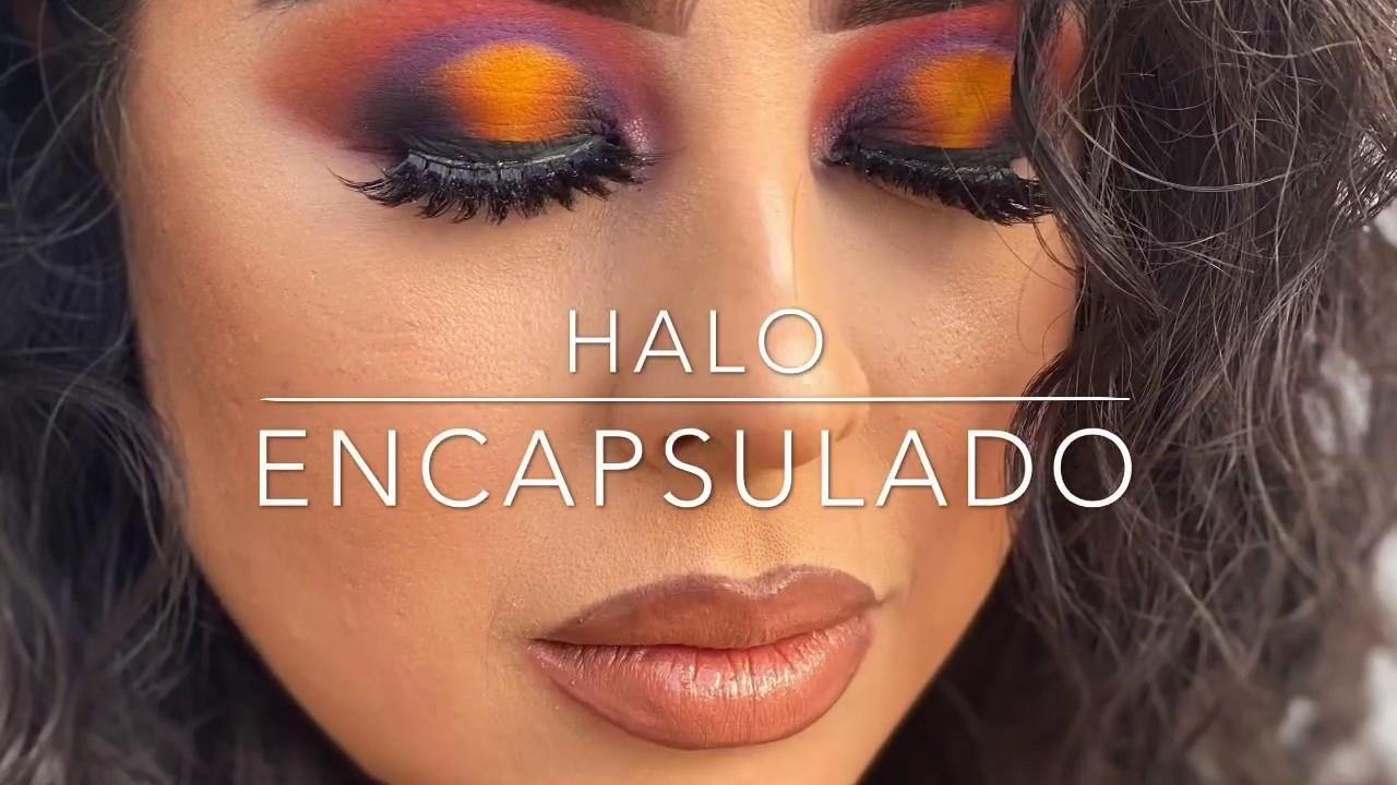 Halo encapsulado 💋💊