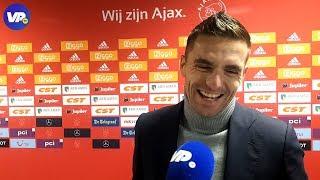 """Tadic: """"Ik hoop niet dat Blind nu denkt dat hij spits is"""""""