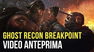 Ghost Recon Breakpoint: la prova in esclusiva italiana!