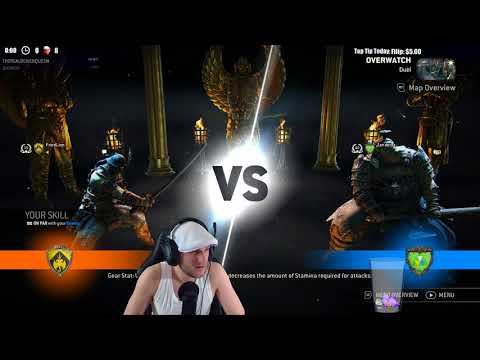 For Honor S6 DUEL OROCHI vs LOTS - REALLY INTENSE GAMES!