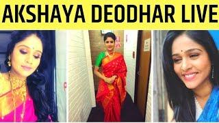 LIVE Akshaya Deodhar & Hardik Joshi live on occasion of GudhiPadwa