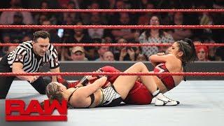 Ronda Rousey vs. Bayley - Raw Women's Championship Match: Raw, Jan. 28, 2019