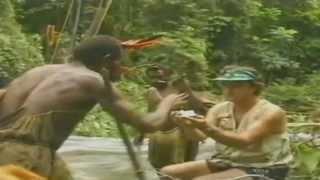 ETNOGRAFÍA. Parte 1. Primer contacto con los Toulambi de Papúa Nueva Guinea.