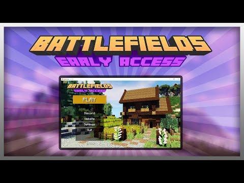 ✔️ How To Install Battlefields! (Minecraft Battle Royale)