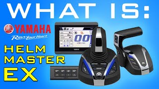 What is Yamaha's Helm Master EX and how much does it cost