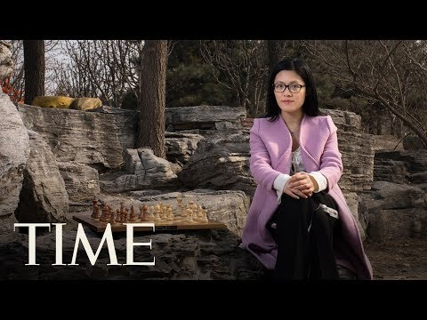Hou Yifan, Chess Grandmaster, On How The Game Taught Her About Life | Next Generation Leaders | TIME