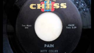 Mitty collier - Pain