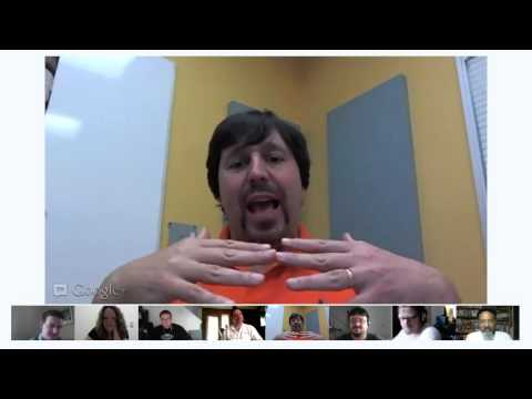 Google Play Presents: R.A. Salvatore Hangout On Air