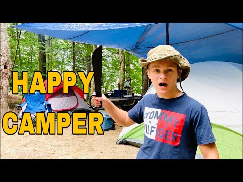 Happy Campers Guide To Camping | Comedy Short
