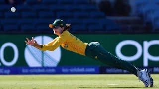 All of the best catches | ICC Women's T20 World Cup
