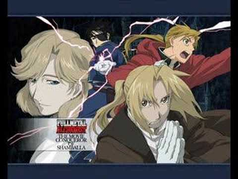 Fullmetal Alchemist the Movie: Conqueror of Shambala -