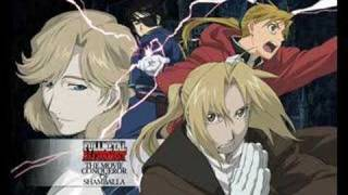 "Fullmetal Alchemist the Movie: Conqueror of Shambala -""Kelas(Let"