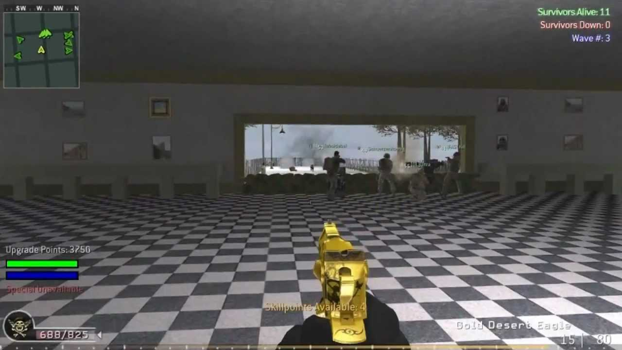 Cod4 zombie mod [download] [pc] youtube.