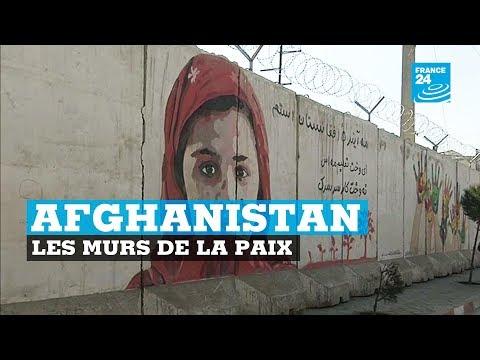 Afghanistan : les murs de la paix