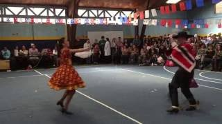 Llorando ausencias - Gala folclórica CBC 2016