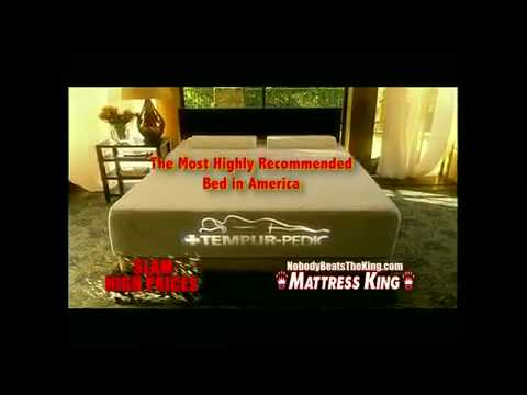 mattress king commercial. Chris Andersen Mattress King Commercial - \