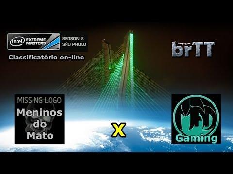 IEM São Paulo 2014 Qualify - Meninos do Mato X MAD Gaming