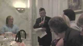 Mr. Terry Shima on General George C. Marshall 2 of 5