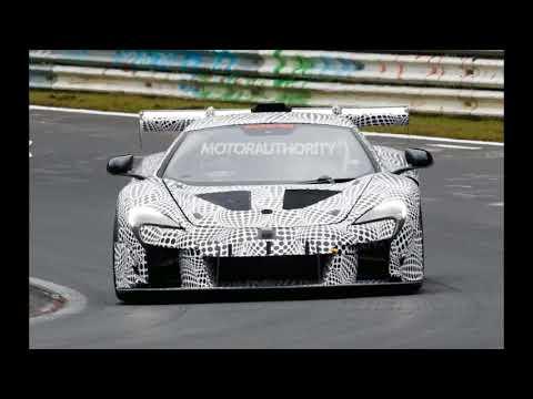 New 2019 Audi A7 7 McLaren P15 Spied! (HD)--Car News, Photos, Theories!