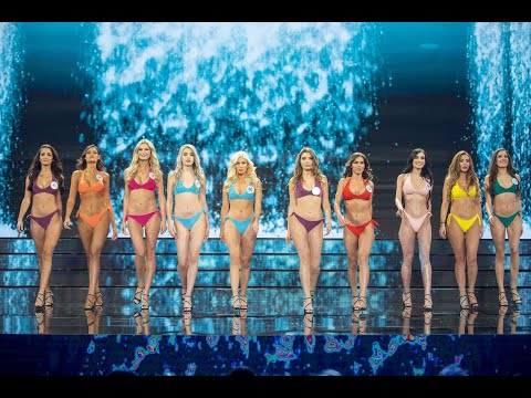 Miss Europe Continental 2019 Full Show