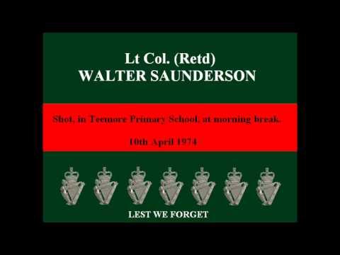 4th Battalion UDR.wmv