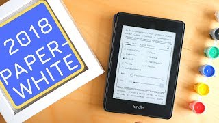 Kindle Paperwhite 2018 - Is It Still the Best E-Book Reader?