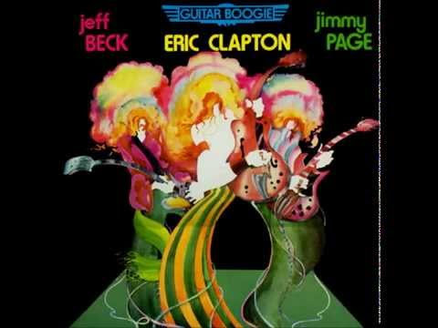 Jimmy Page Eric Clapton Jeff Beck-guitar Boogie