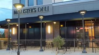 Бутербродная McAlister's Deli good food restaurant