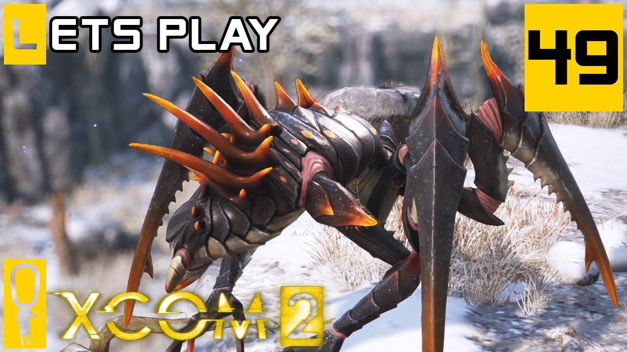Xcom 2 Part 49 Holy Chryssalids Lets Play Season 3 Legend