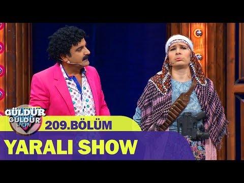 Güldür Güldür Show 209.Bölüm - Yaralı Şov