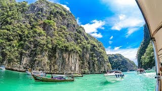 The BEST thing to do in Thailand in 2019! | Phi Phi Island (Super Cheap!!)