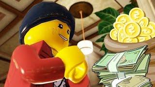 LEGO City Undercover - САМЫЙ КРУТОЙ БОСС ЛЕГО #6