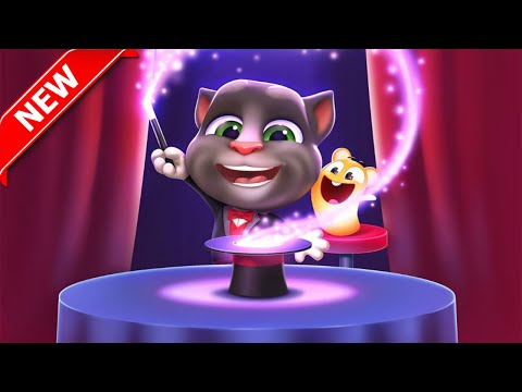 New UpDate My Talking Tom 2 Android Gameplay